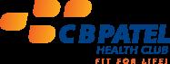 C B Patel logo